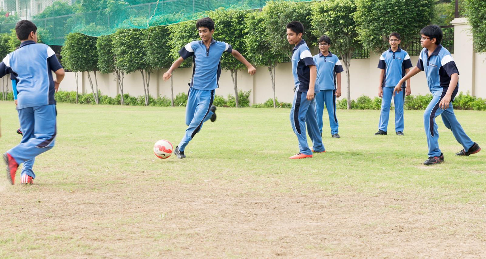 Rohini | Gurgaon Heritage School